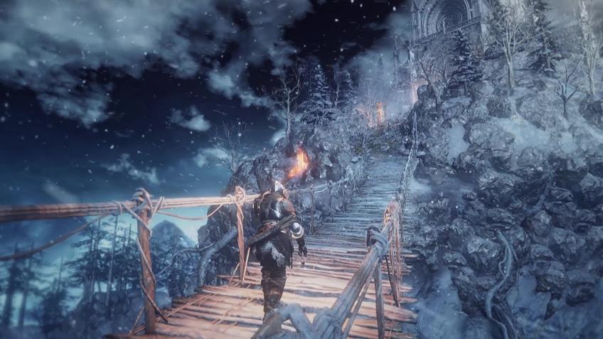 Новый трейлер Dark Souls 3: Ashes of Ariandel посвятили PvP-сражениям