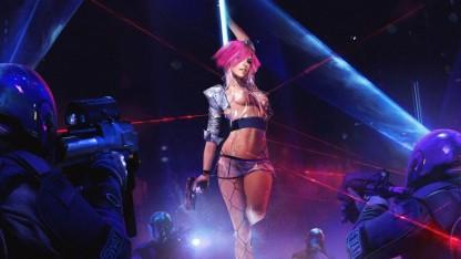 Авторы «Ведьмака» взломали Microsoft и показали Cyberpunk 2077