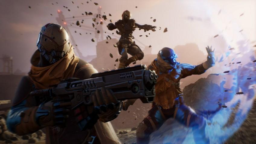 Outriders: битвы с боссами и их особенности в новом геймлейном ролике