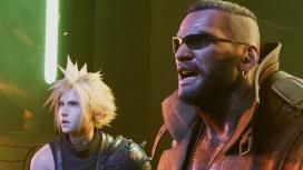 Геймплей ремейка Final Fantasy VII для нового ролика «записывали» на PC