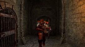 Во славу Императора: героя Dark Souls заменили на космодесантника из WH40К