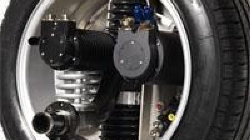 Чудо-колесо Michelin