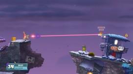 В Worms W.M.D игроки смогут использовать здания как укрытия
