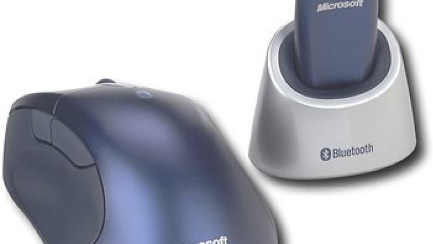 Синезубая «мышь» от Microsoft