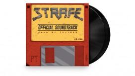 Особое издание саундтрека Strafe выглядит как гигантская дискета
