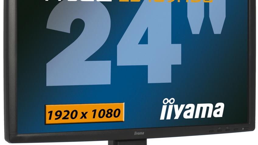 Iiyama представила новый строгий монитор