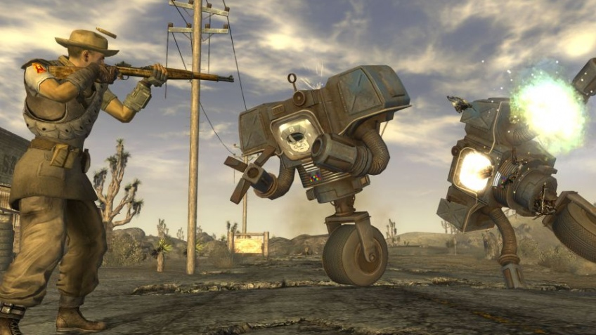 Fallout: New Vegas — путь пацифиста