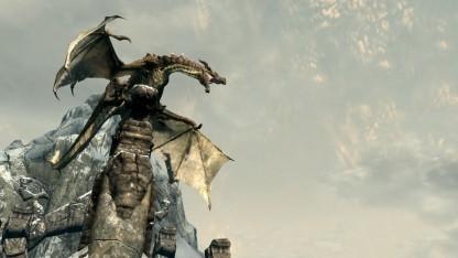 Моддеры добавили в Skyrim город Брума из TES 4: Oblivion