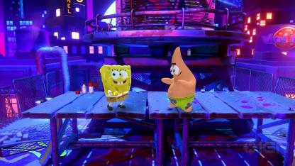 Все против всех в геймплее красочного файтинга Nickelodeon All-Star Brawl