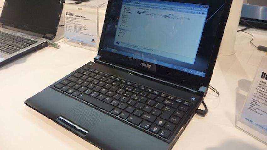 Ноутбук ASUS работает на протяжении 12 часов