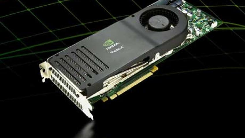 GPGPU-процессоры NVIDIA заработали в самом «зеленом» суперкомпьютере
