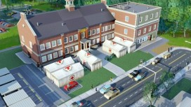 Дополнение SimCity Red Cross призвано помочь жертвам природных катастроф