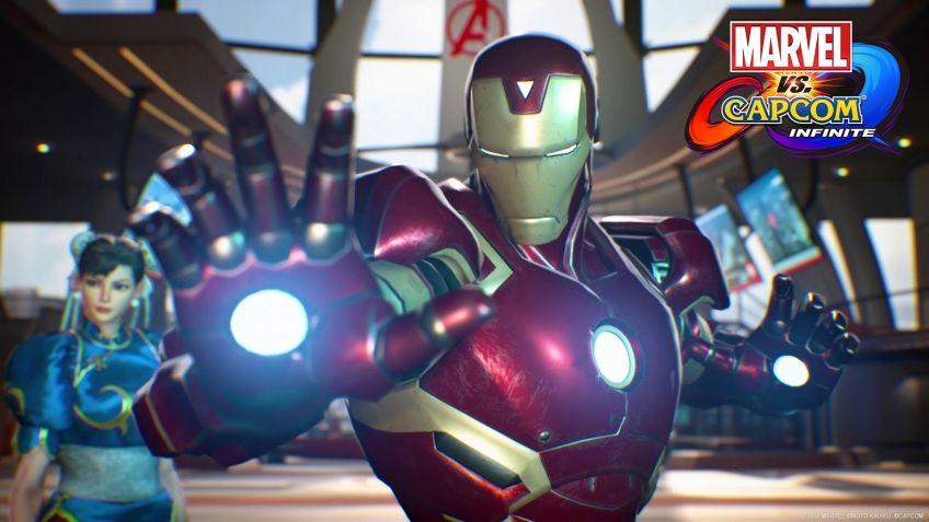 Capcom показала сюжетный трейлер Marvel vs. Capcom: Infinite