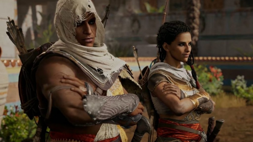 «Assassin's Creed: Истоки», Wolfenstein 2: The New Colossus, TERA: лучшие стримы недели