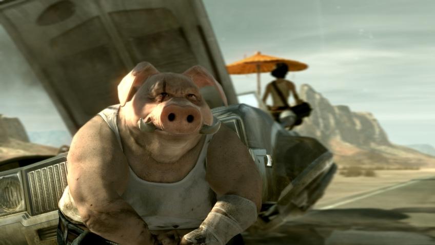 Игроки получат Beyond Good & Evil, а Beyond Good & Evil получит сиквел