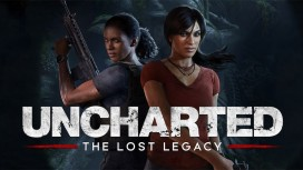 Uncharted: The Lost Legacy. Предрелизный трейлер