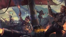 Авторы Sea of Thieves показали красочный трейлер сюжетной кампании Shores of Gold