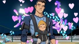 «Режиссёрская версия» Dream Daddy выходит на смартфонах и Nintendo Switch