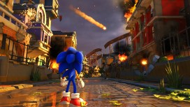Ёжики-супергерои: вышла Sonic Forces