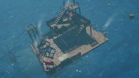 Вышел трейлер игры Raft — симулятора выживания в открытом море