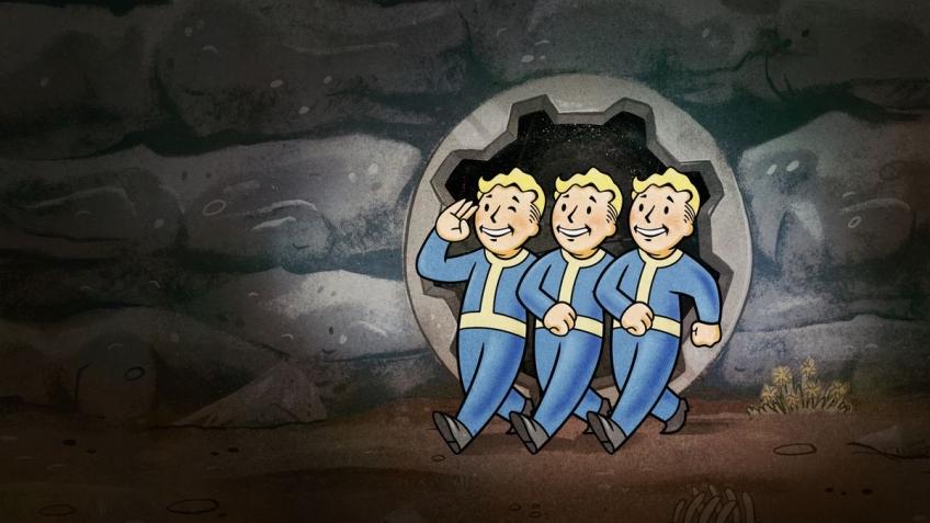 Fallout76 уже можно купить со скидкой до 33%