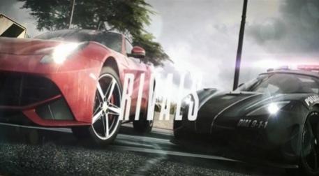 Игроки могут выбрать общий для полиции и гонщиков автомобиль в Need for Speed Rivals