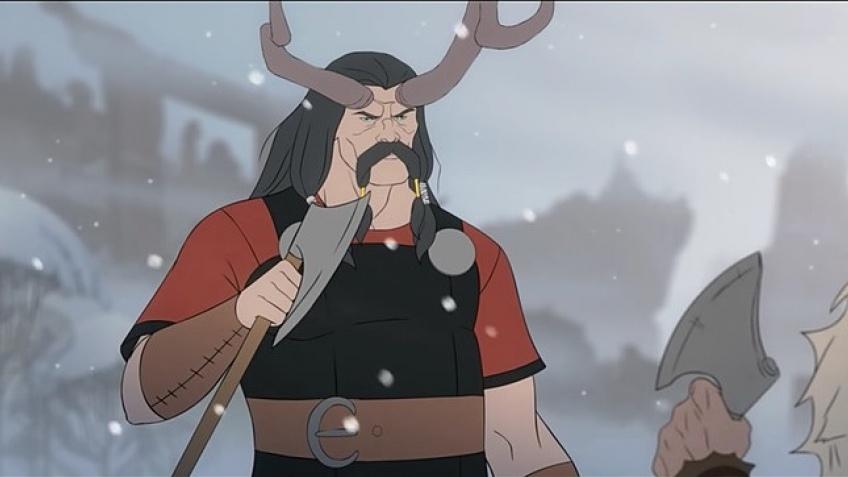 Скорому выходу The Banner Saga2 посвятили новый ролик