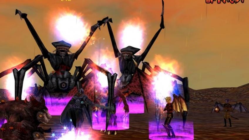 Shadowbane дополняется