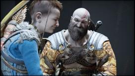 Sony отметила День отца новым трейлером God of War