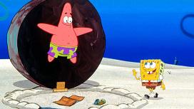 СМИ: в разработку запущен мультсериал о Патрике из «Губки Боба»