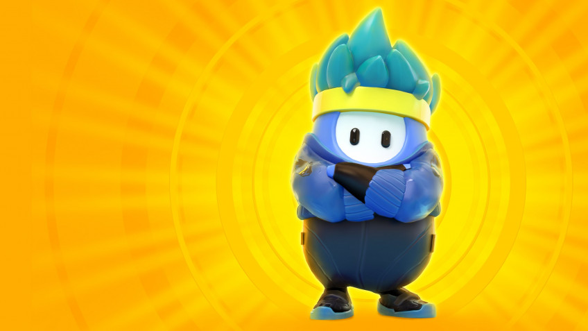 В Fall Guys добавили костюм стримера Ninja