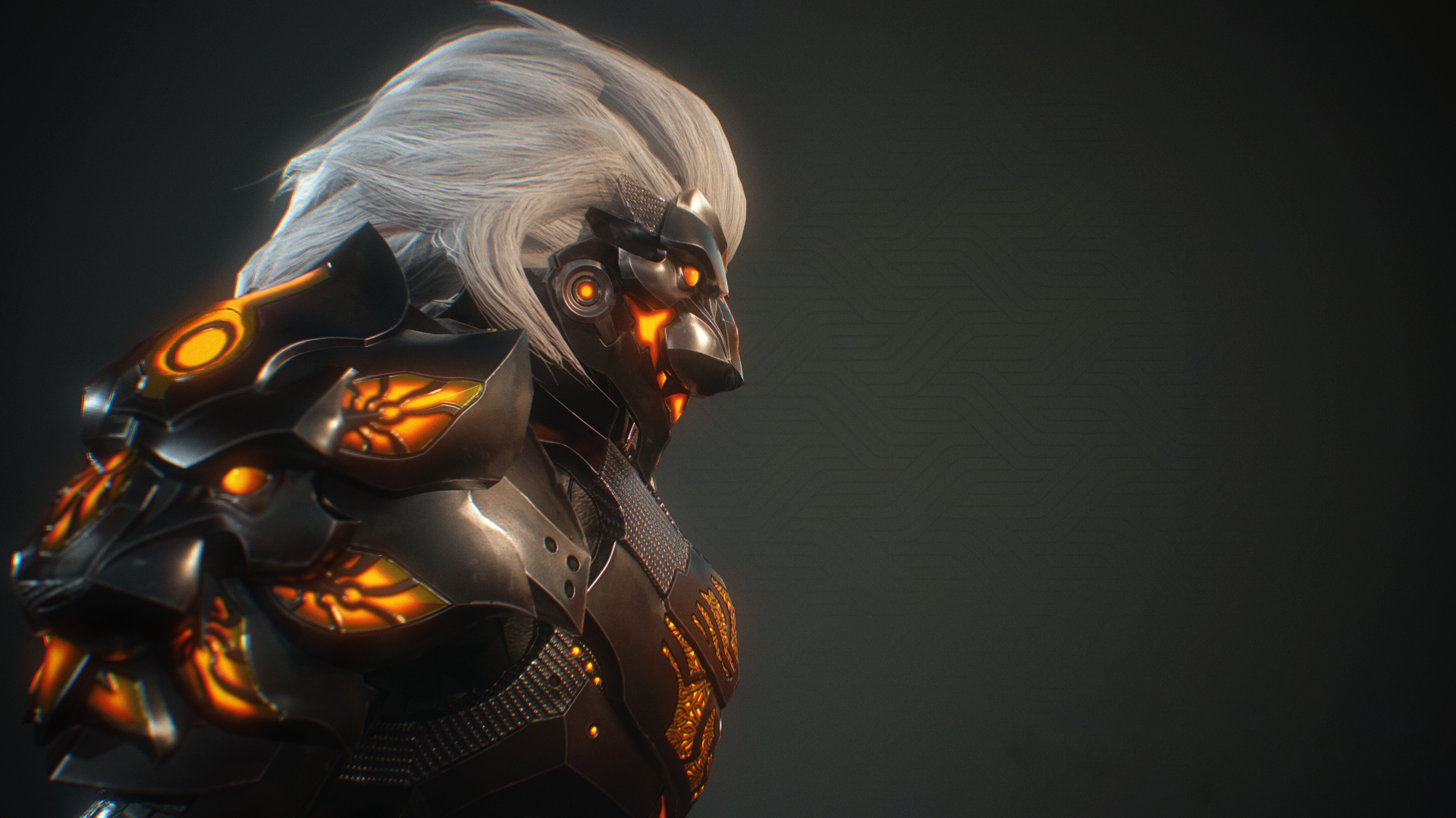 В новом тизере Godfall показали один из трёх основных классов — Silvermane