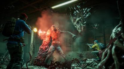 Back4 Blood хорошо стартовала в Steam