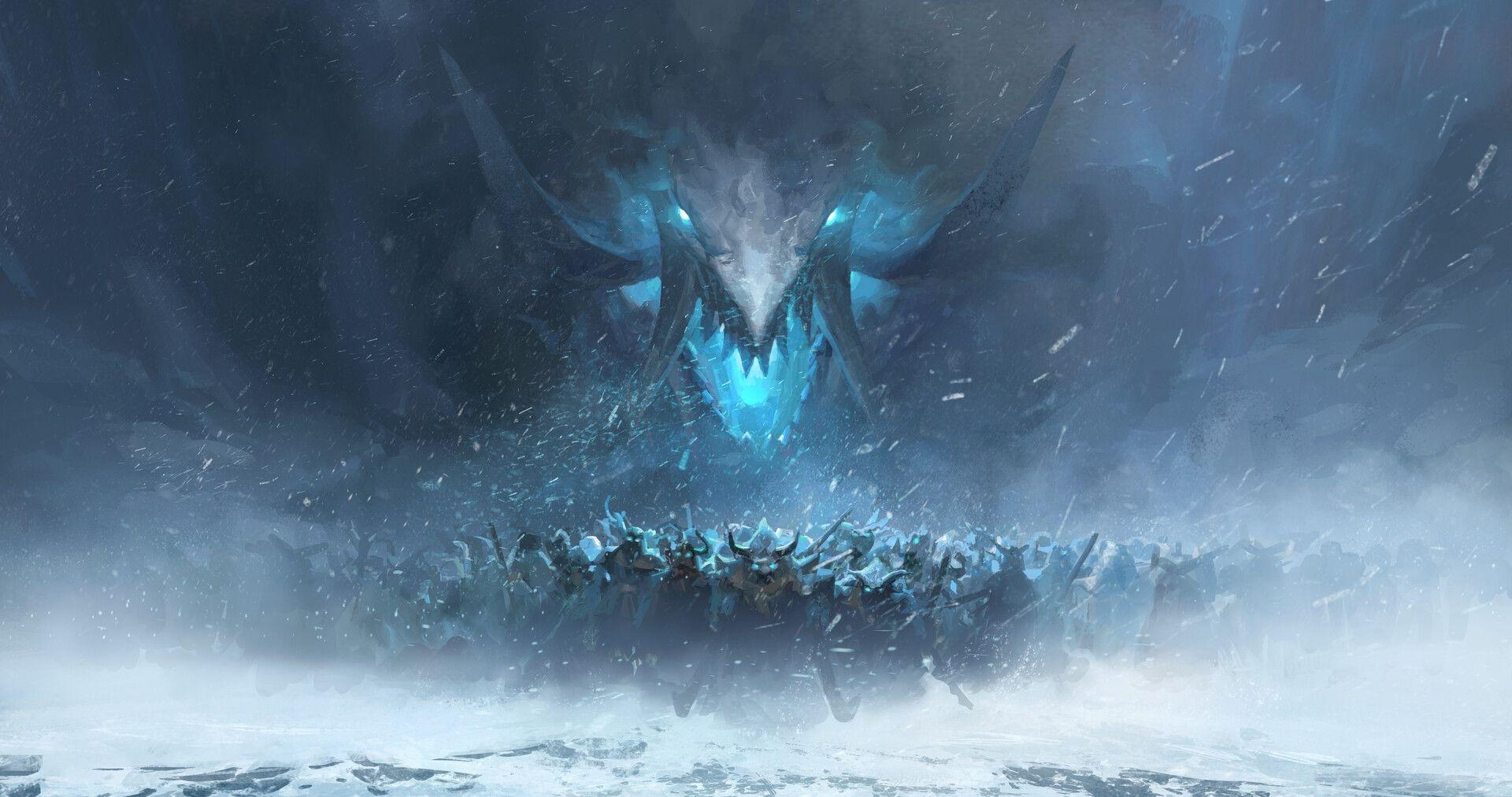 Очередная глава The Icebrood Saga для Guild Wars2 выходит26 мая