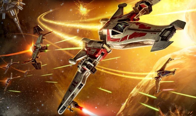 В Star Wars: The Old Republic появятся космические сражения