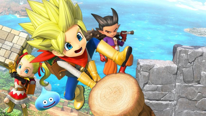 Dragon Quest Builders2 выйдет на Xbox и в Game Pass