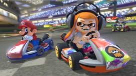В сети появилось геймплейное видео Mario Kart8 Deluxe