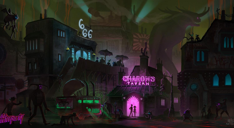 Afterparty: в октябре выпьем с Сатаной за Epic Games Store!