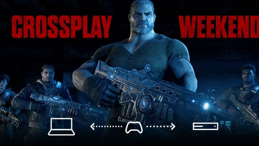 Игроков в Gears of War4 ждут кроссплатформенные выходные