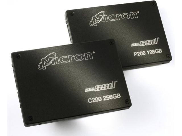 Micron показала скоростные SSD
