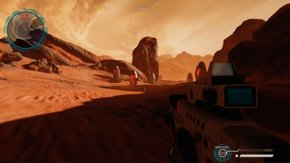 Warface goes to Mars: new special operation and fighting