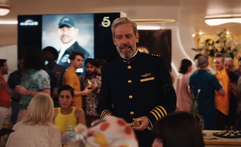 HBO представил фантастический сериал Avenue5 с Хью Лори