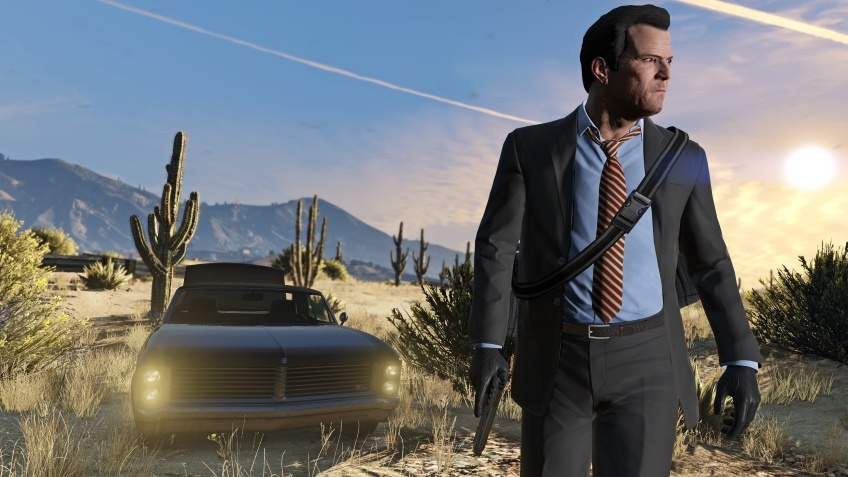 Grand Theft Auto5 возглавила чарт продаж EMEAA-региона