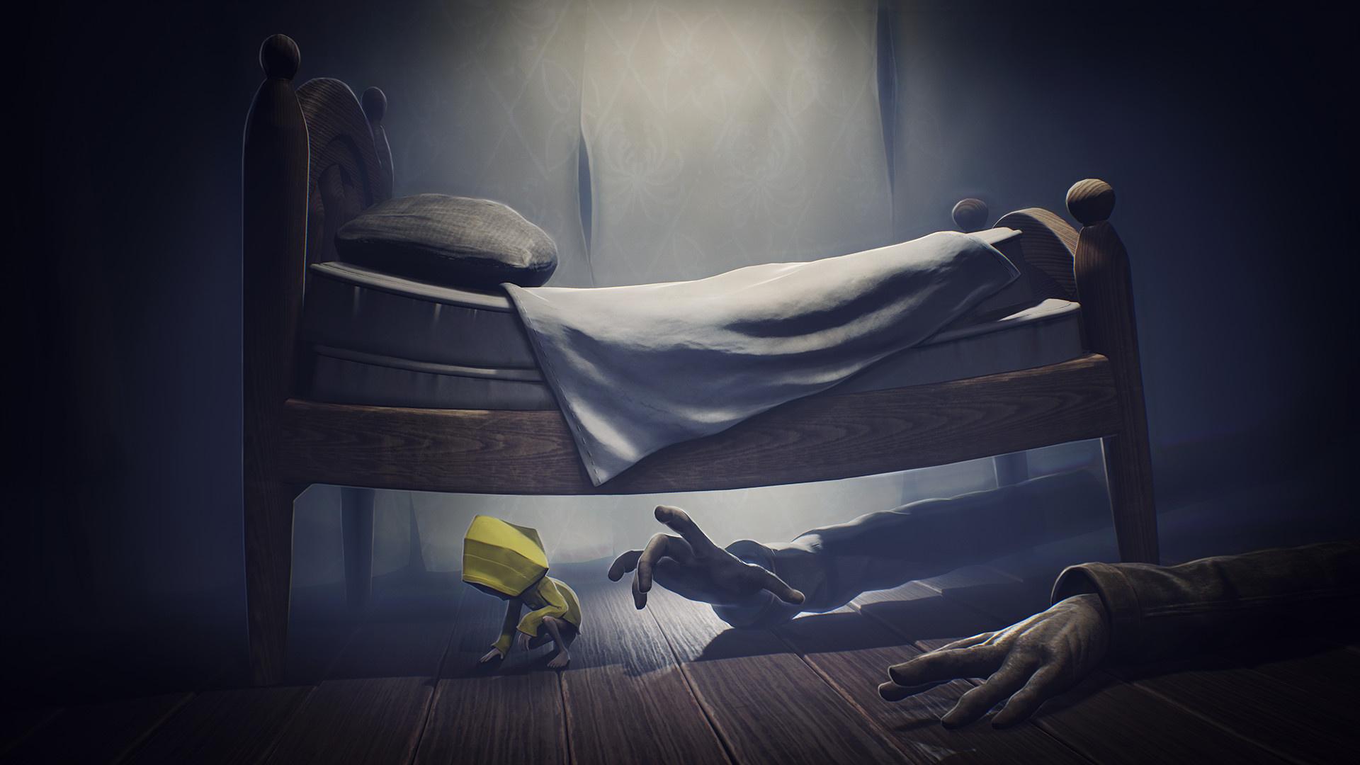 Bandai Namco бесплатно раздаёт Little Nightmares для Steam