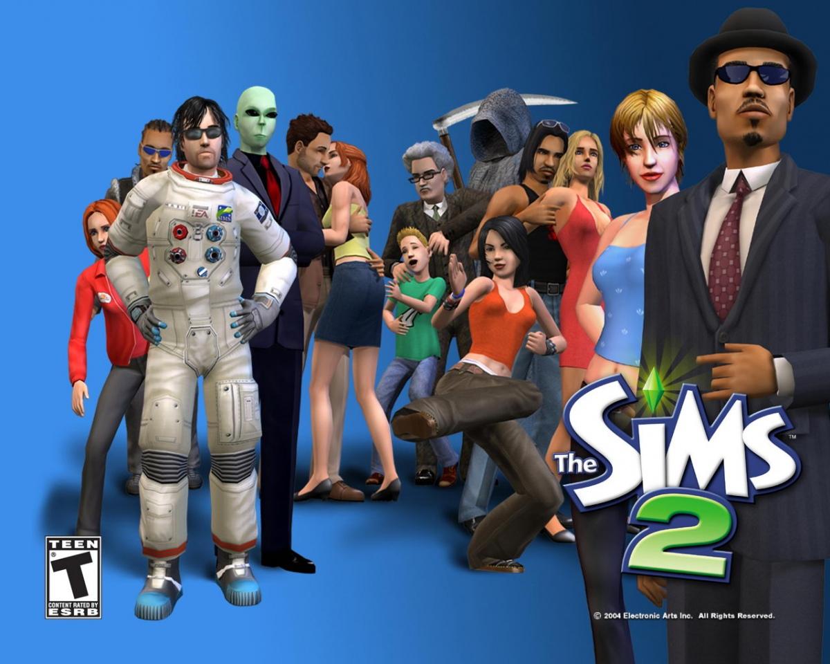 ЕА бесплатно раздает The Sims2 Ultimate Collection