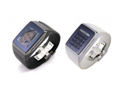 CES 2009: телефон-часы LG
