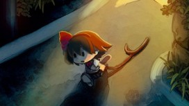 Игровой процесс и монстров Yomawari: Midnight Shadows показали в новом трейлере