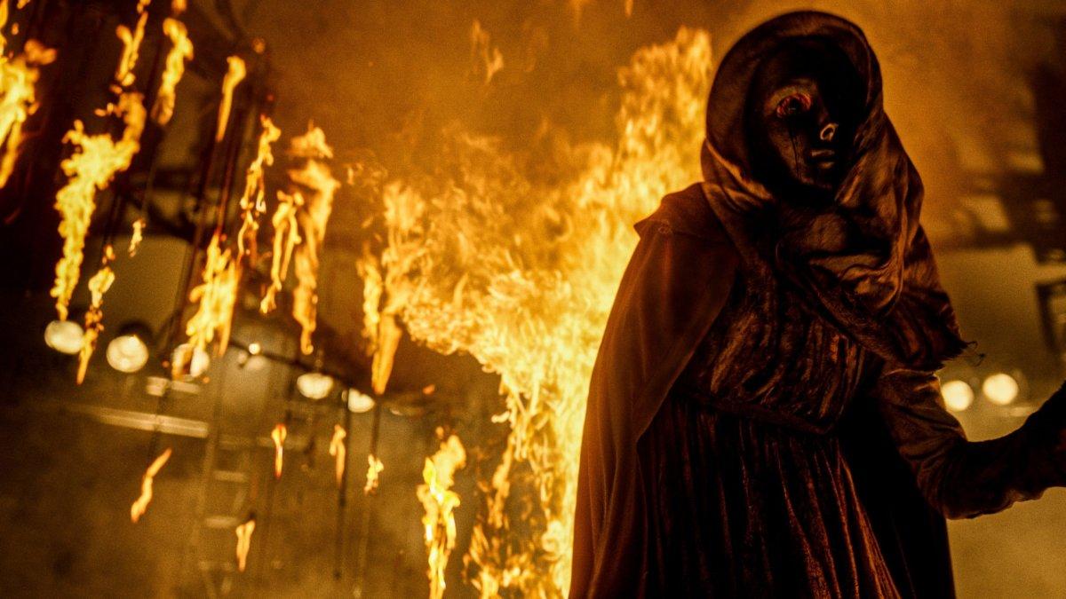 Вышел трейлер хоррора Unholy о демоне в образе святого духа