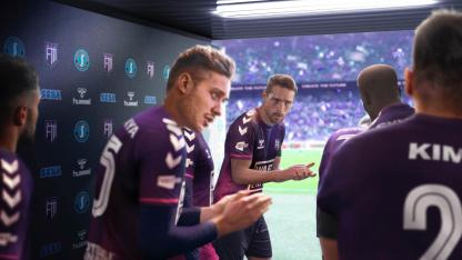 Football Manager 2022 выходит9 ноября