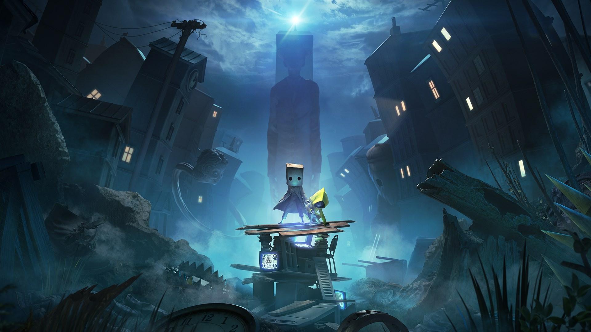 Распродажа в PS Store: Little Nightmares II, Crash Bandicoot4, Metal Gear Solid V и другие